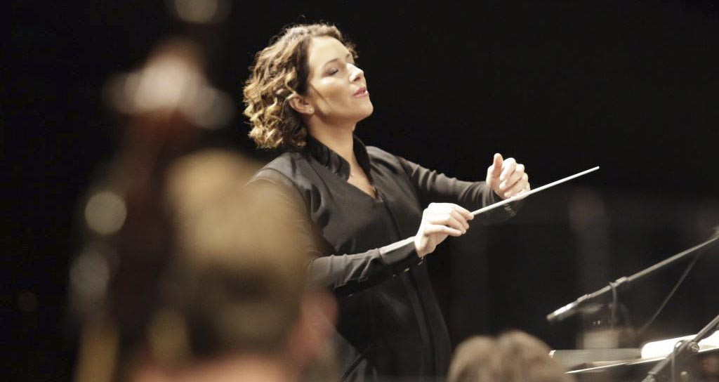 La Orquesta Sinfónica de Queensland en Australia, Nombra Directora Musical a Alondra de la Parra
