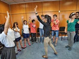 Hoy hemos presentado nuestra #AulaSocial, la música como vehículo integrador y terapéutico