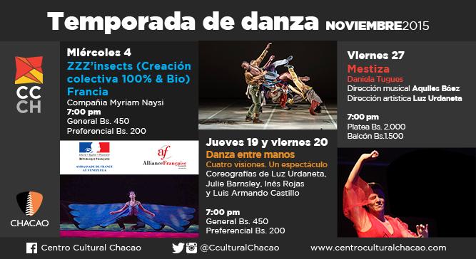 Banner II Temp de Danza-Noviembre 2015