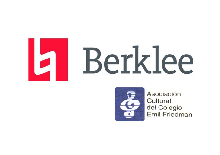 Audiciones de Berklee College of Music en el Colegio Emil Friedman