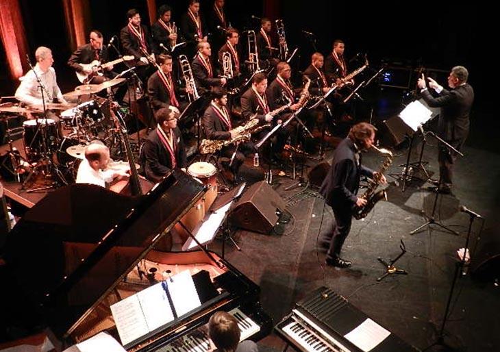 La Simón Bolívar Big Band Jazz afianza relaciones musicales con Francia