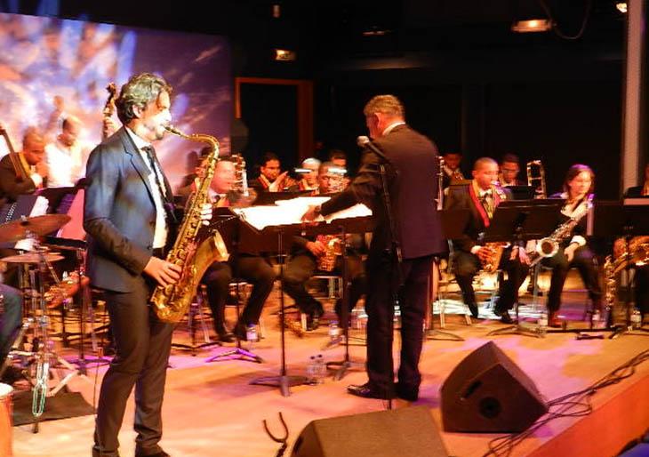 Luego de triunfar en Francia la Simón Bolívar Big Band Jazz se reencuentra con su público venezolano