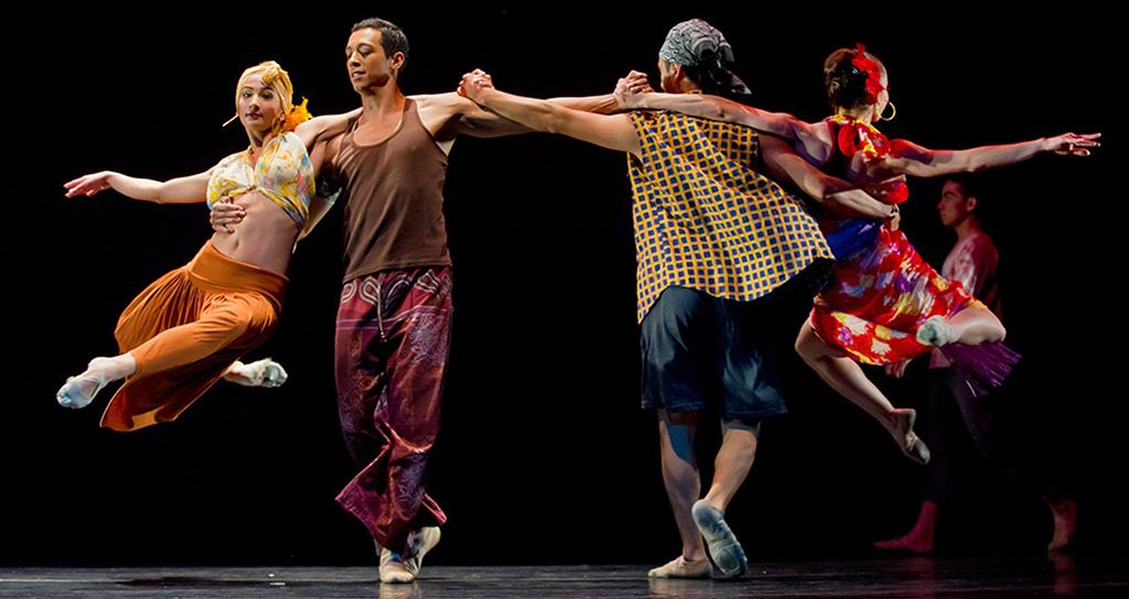 Mes de la Danza en el Centro Cultural Chacao