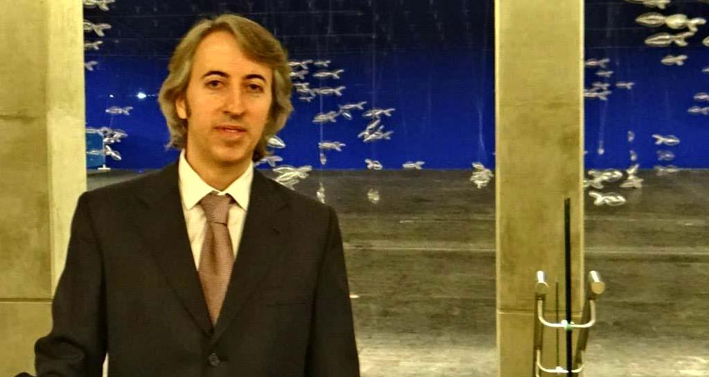 Esteban Benzecry, una temporada en residencia en la Orquesta Pasdeloup de París