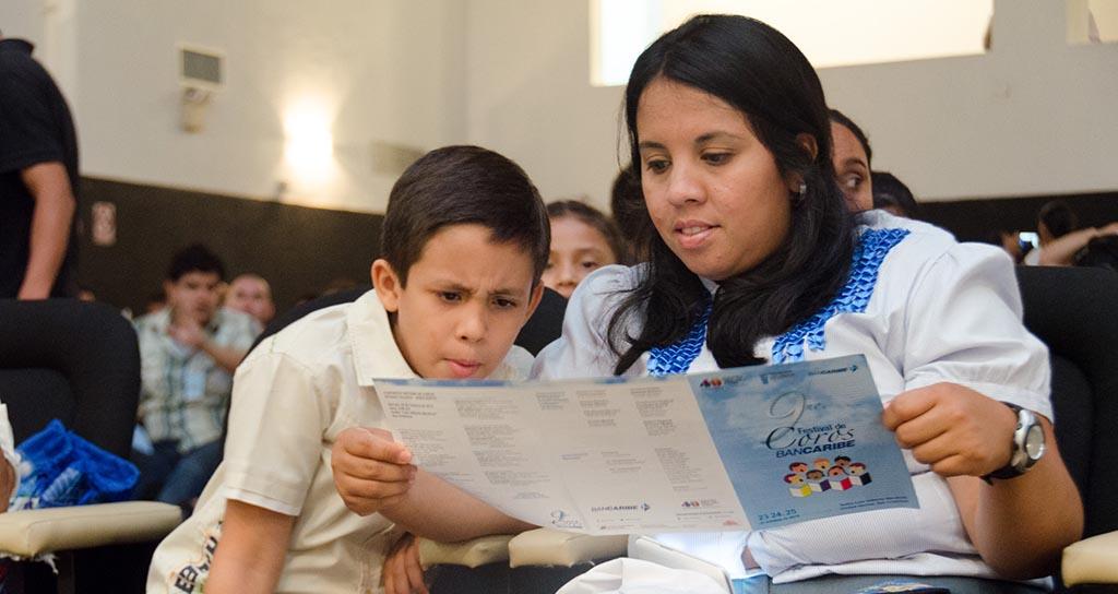 El Sistema Táchira sonó a viva voz con el IX Festival de Coros Bancaribe