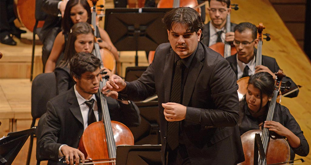 Giancarlo Castro D'Addona regresa a escena junto a la Orquesta Sinfónica Juvenil de Chacao
