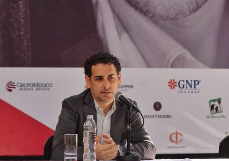 Juan Diego Flórez grita hoy ¡Viva Perú!, en el Auditorio Nacional