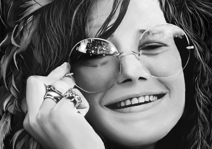 Janis Joplin, la energía de una voz inolvidable