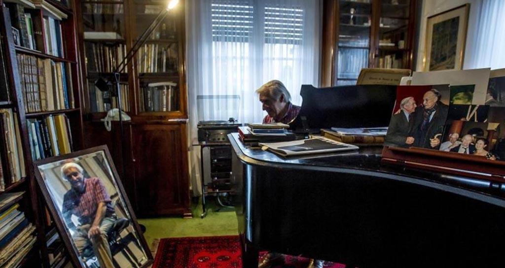 Joaquín Achúcarro: 'La vida es más bella con música'