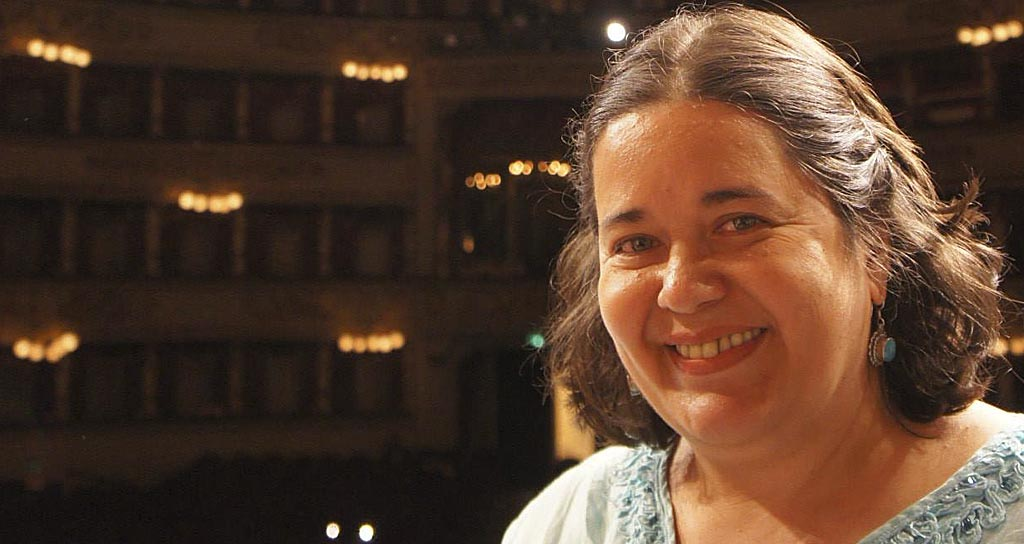 Directora de Coros de El Sistema impartirá clases en el País Vasco