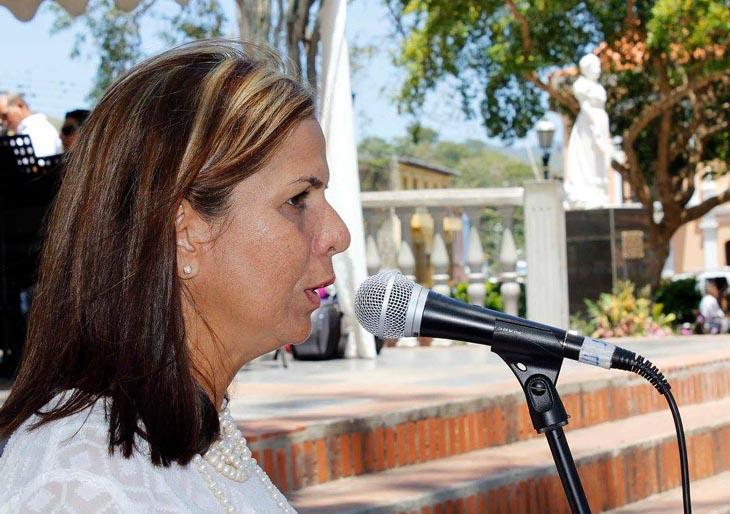Magaly Guédez, impulsadora sin descanso de la cultura y del turismo neoespartano