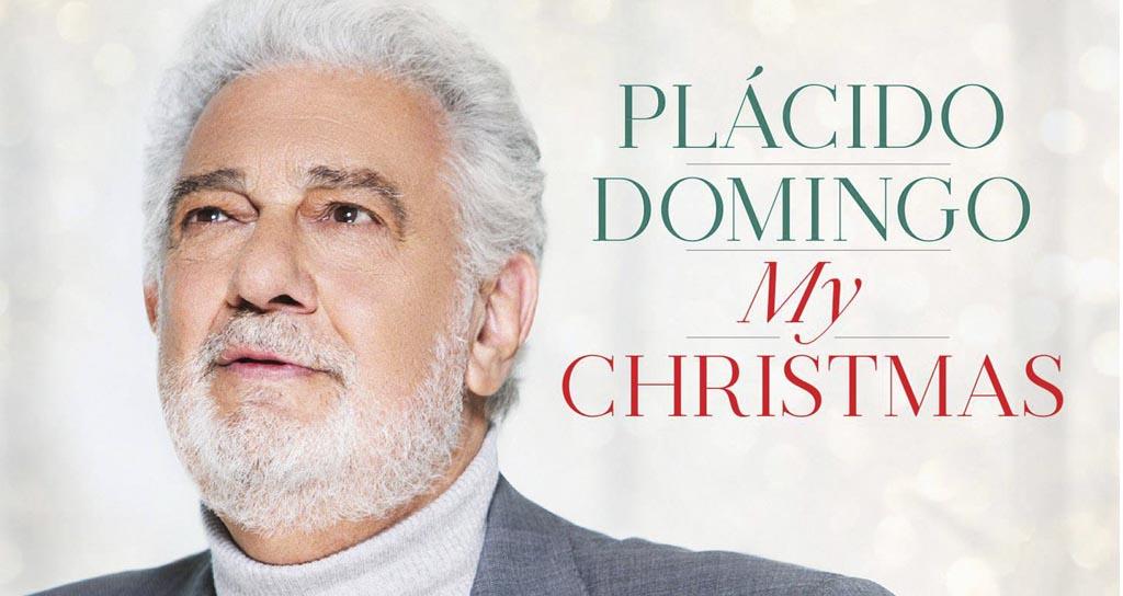 """Plácido Domingo presenta: """"My Christmas"""" con algunas de las más emotivas canciones de Navidad"""