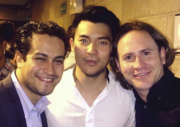 Ray Chen: «En Venezuela me siento un rock star»