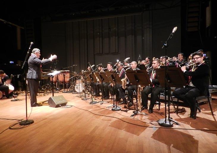 Simón Bolívar Big Band Jazz debuta por todo lo alto en Francia