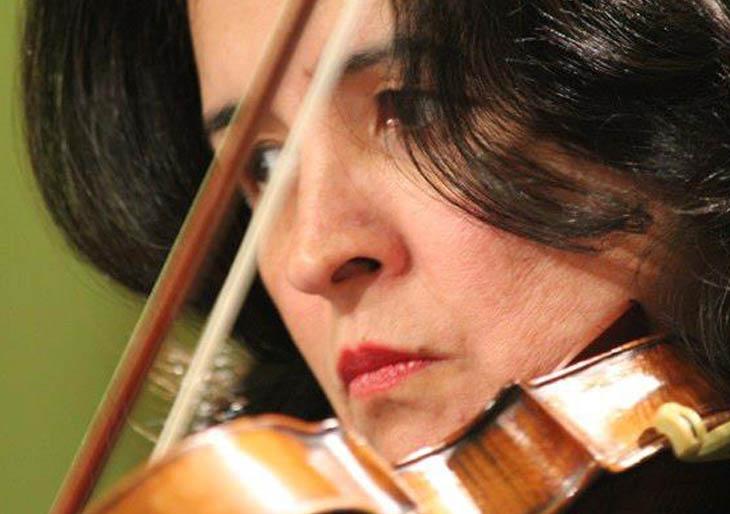 Ana Beatriz Manzanilla y la Camerata Atlántica