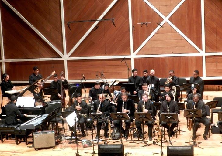 Venezuela Big Band Jazz presenta a la nueva generación del jazz