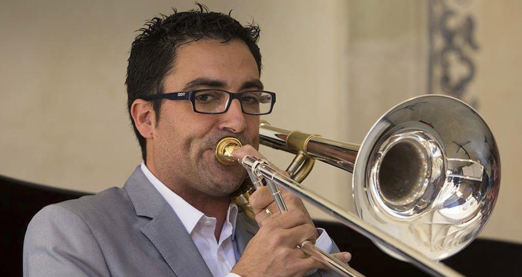 Ximo Vicedo:El trombón soñado de Europa