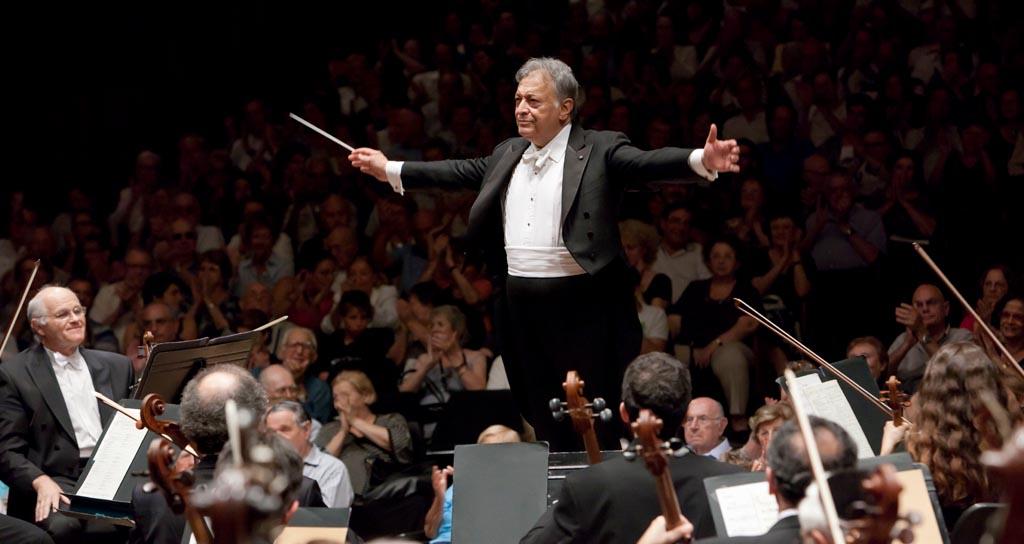 El Maestro Zubin Mehta inauguró una nueva temporada de la Filarmónica de Israel