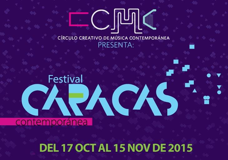 Festival Caracas Contemporánea, conciertos más recitales didácticos
