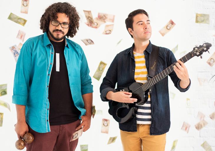 Escucha #ViernesDeQuincena, el nuevo tema de Edward Ramírez y Rafael Pino