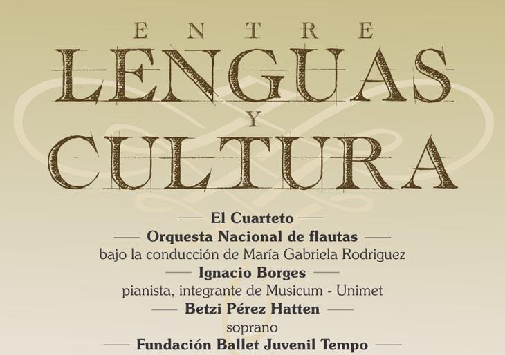 Entre Lenguas y Culturas celebra 45 años de la Universidad Metropolitana