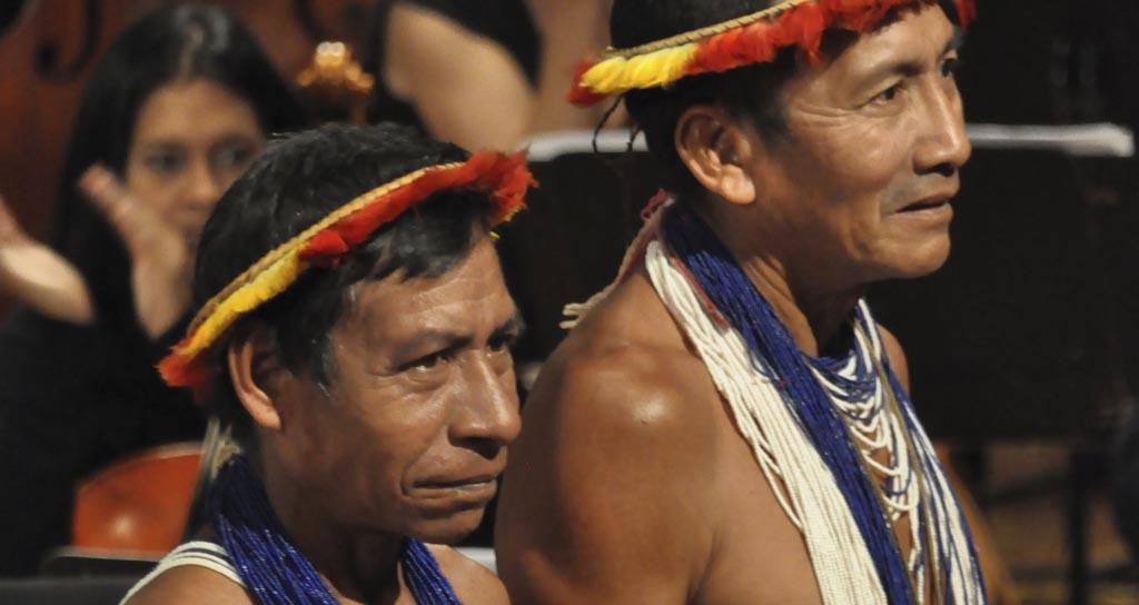 "Continúa Festival Sinfónico con ""Sinfonía Indígena"""