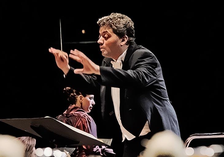 """""""Soy hostigado por mi apellido"""": David Rahn, director de la Sinfónica de Maracaibo"""