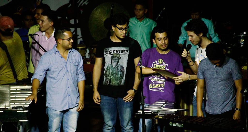 """Acuarius Zambrano: """"Tenemos un potencial enorme de percusionistas en Venezuela"""""""
