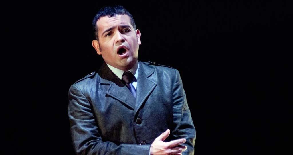 """Aquiles Machado: """"Kraus es uno de los grandes, como Caruso o Schipa"""""""