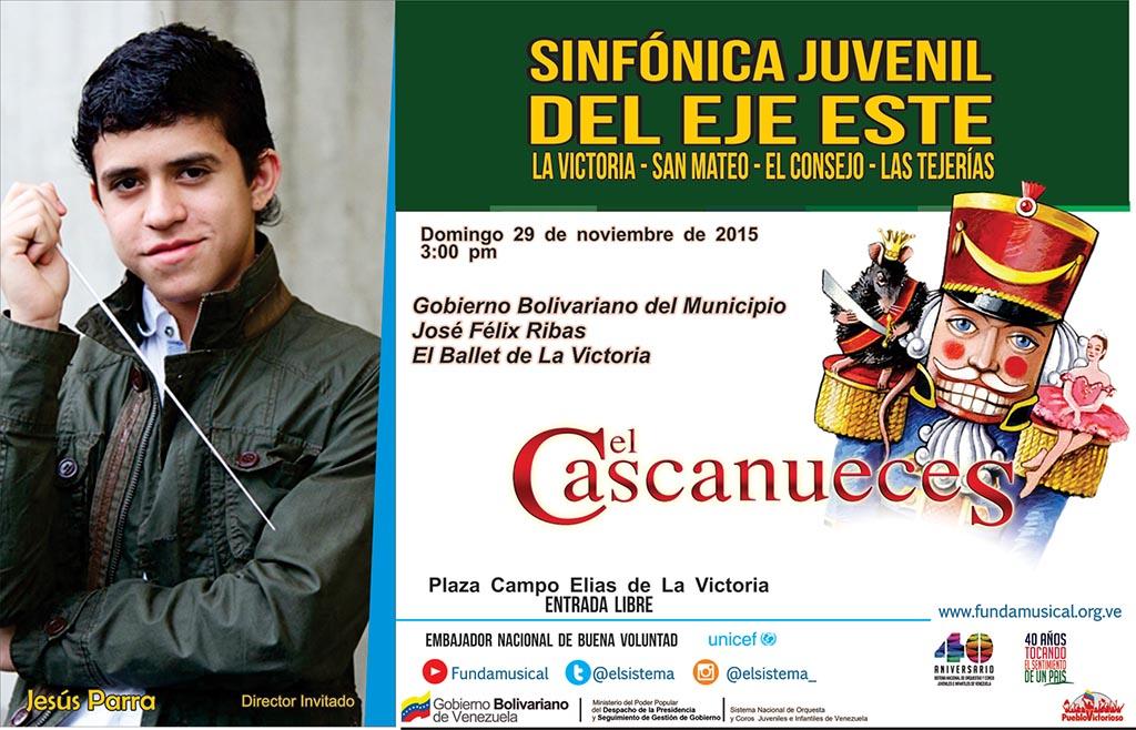 Concierto El Cascanueces 29-11-15