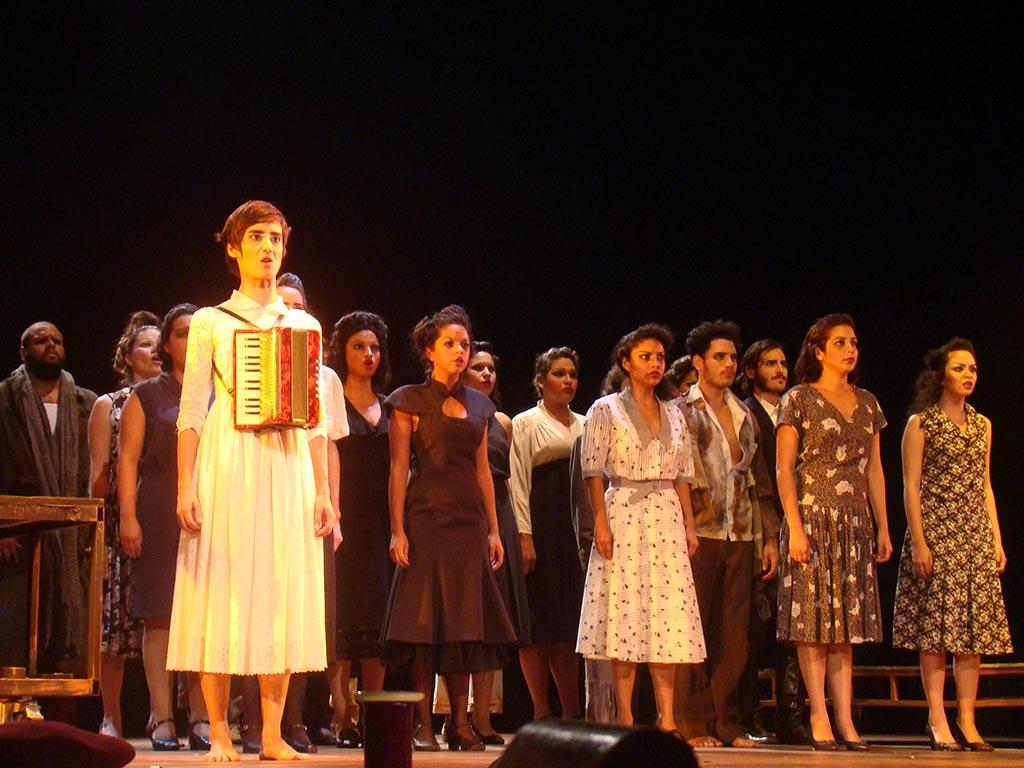 Ópera de los Tres Centavos