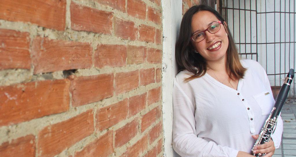Los ritmos latinoamericanos vibraráncon Elisa Rangel y su clarinete