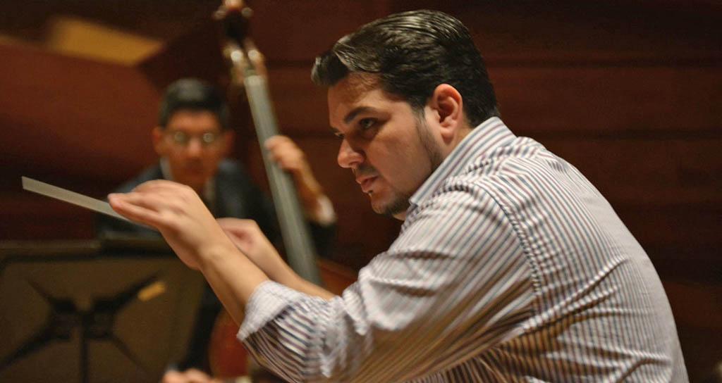 El compositor y director venezolano Giancarlo Castro D'Addona hará historia en Francia