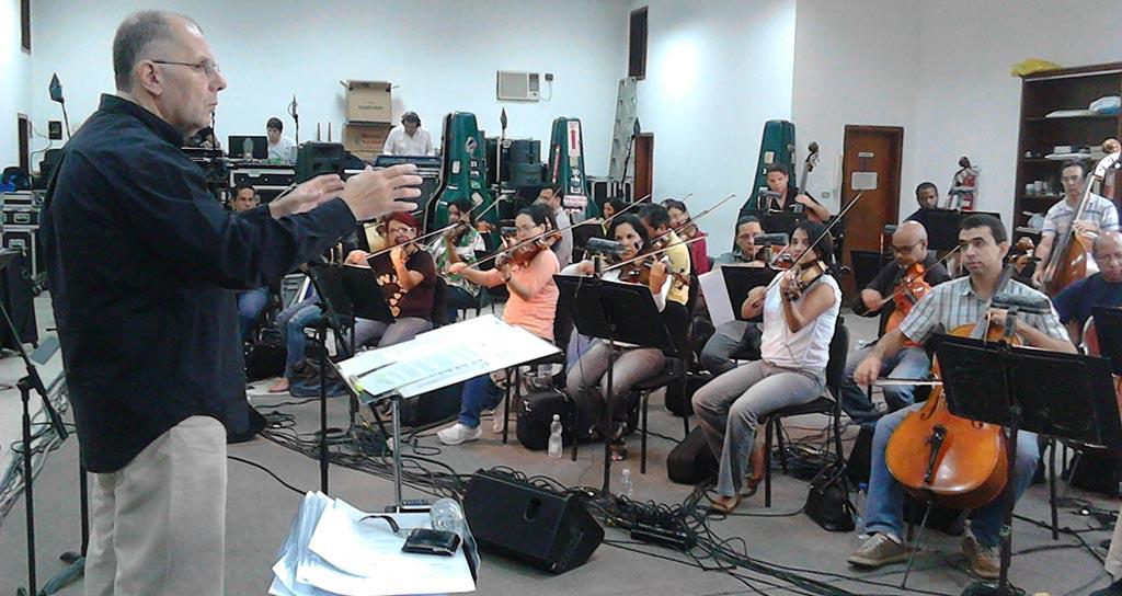 Sinfónica Municipal tocará junto al grupo de rock Bersuit Vergarabat