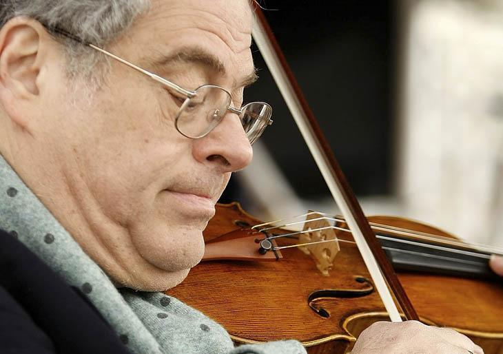 El violinista israelí Itzhak Perlman recibirá la Medalla Presidencial de la Libertad