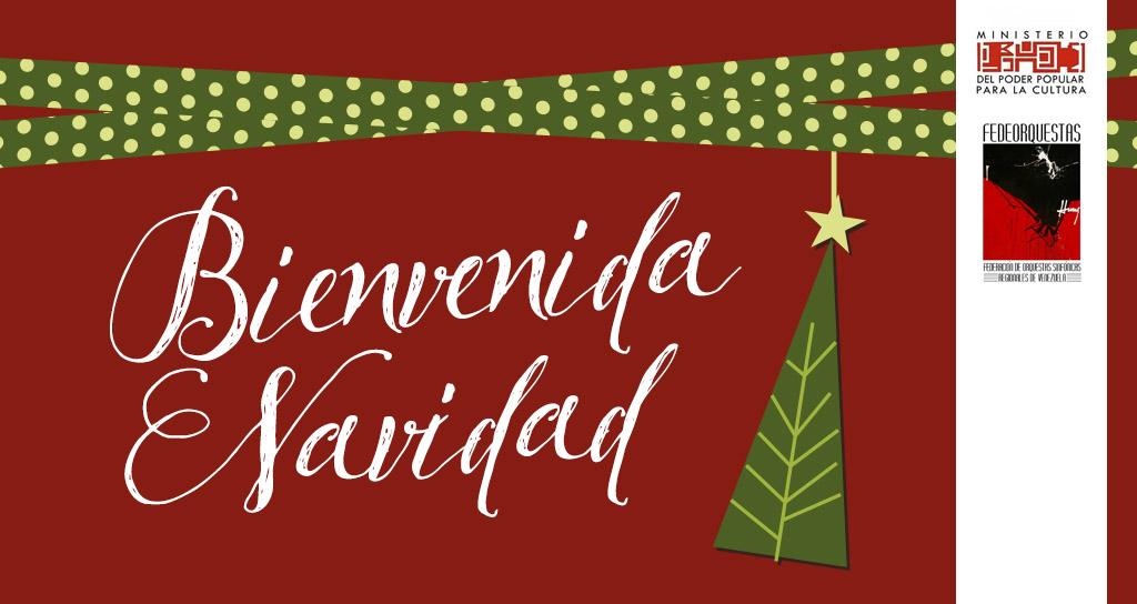 FedeOrquestas presenta la Bienvenida a la Navidad