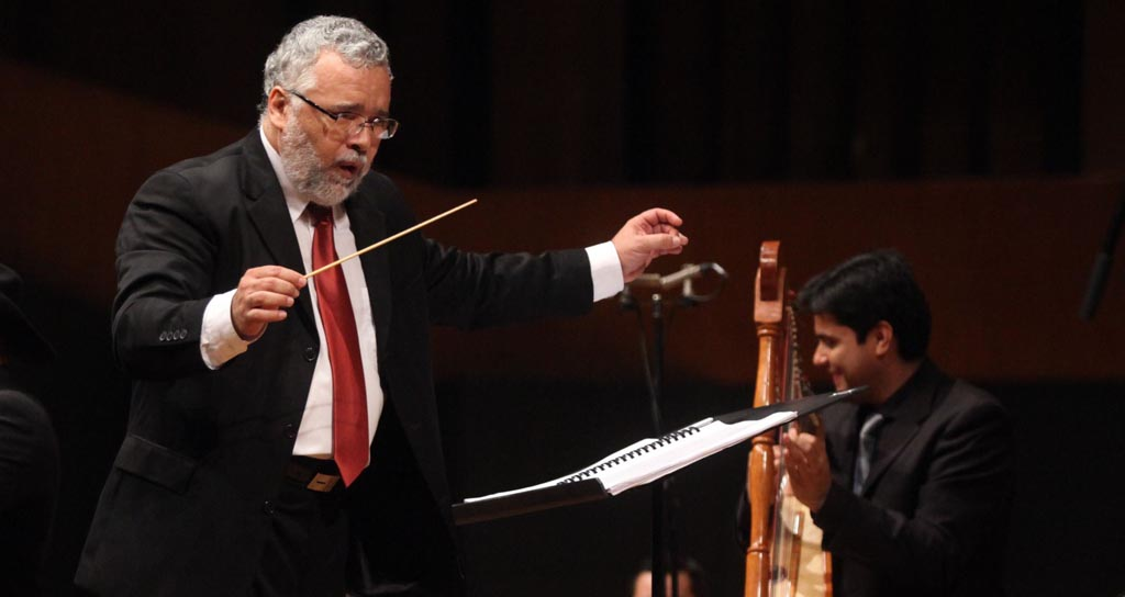 Lo venezolano se hace presente este domingo con La Filarmónica