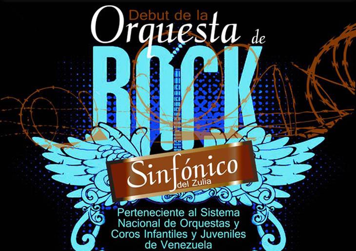 El Sistema Zulia tiene su propia orquesta de rock sinfónico