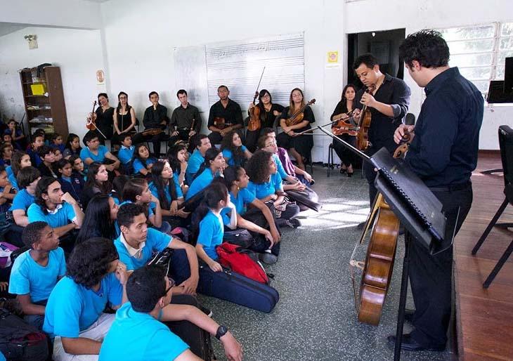 Los niños de El Sistema tienen una cita con la música barroca