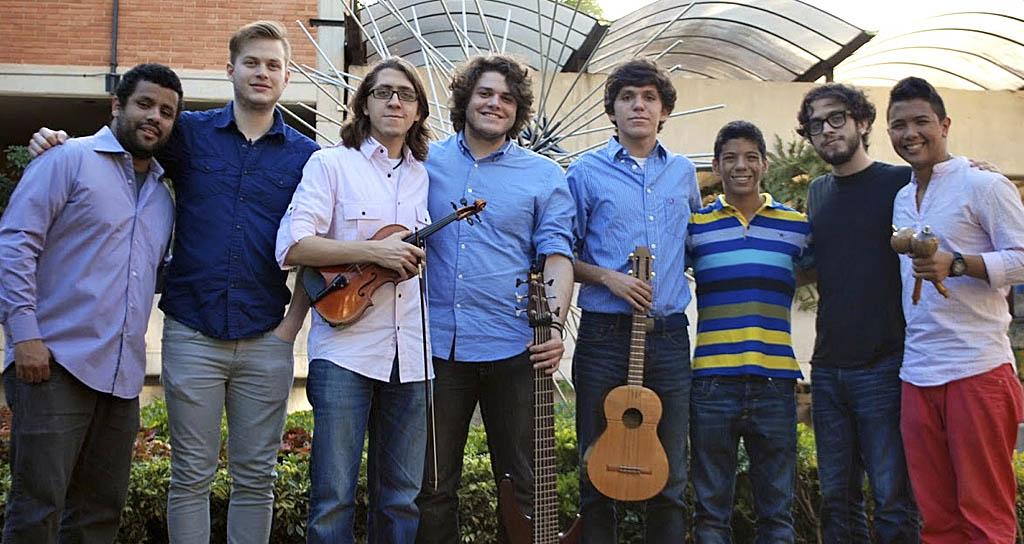Estudiantes de Berklee producen un concierto gratuito en Caracas el día 8 de enero para celebrar las primeras audiciones y entrevistas de Berklee en Venezuela