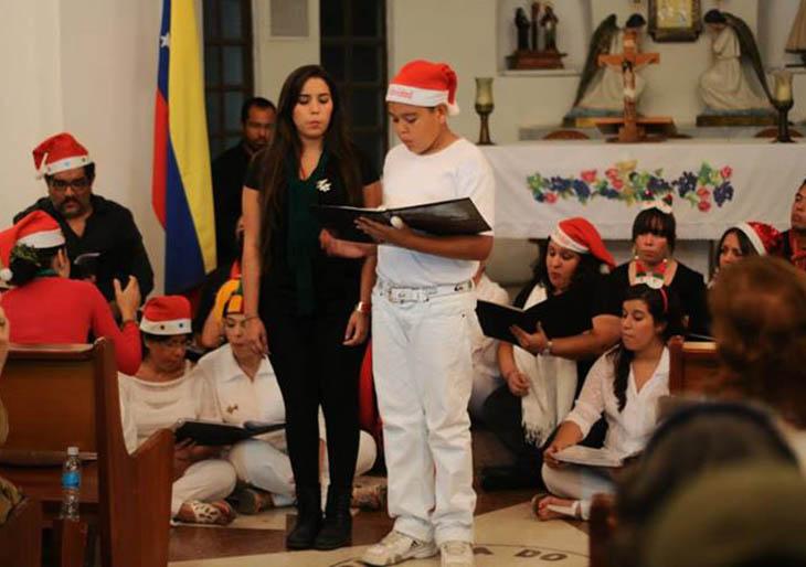 Navidad con el Coro de Cámara del Conservatorio de Aragua