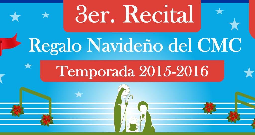 4to Recital de Música de Cámara, Temporada 2015-2016