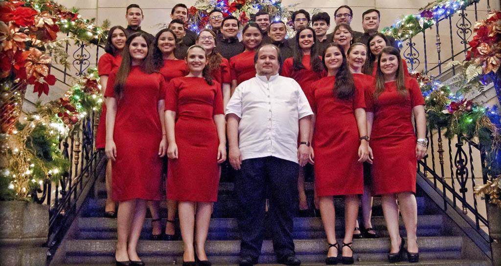 """Coral Universitaria """"Carlos Antúnez"""" de la ULA y el Coro de Cámara de Mérida en Caracas"""