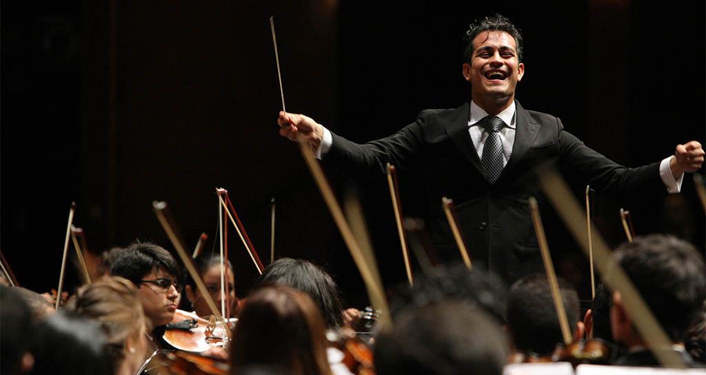 Programa Académico Orquestal Metropolitano hará su debut bajo la batuta de Diego Matheuz