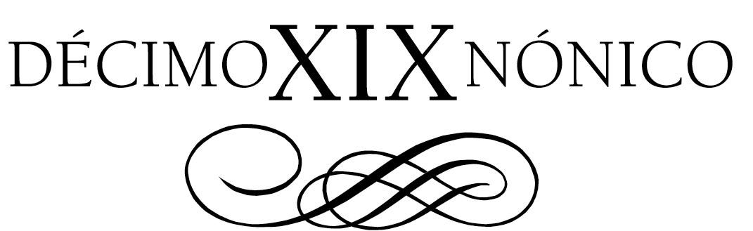 Logo XIX en JPEG
