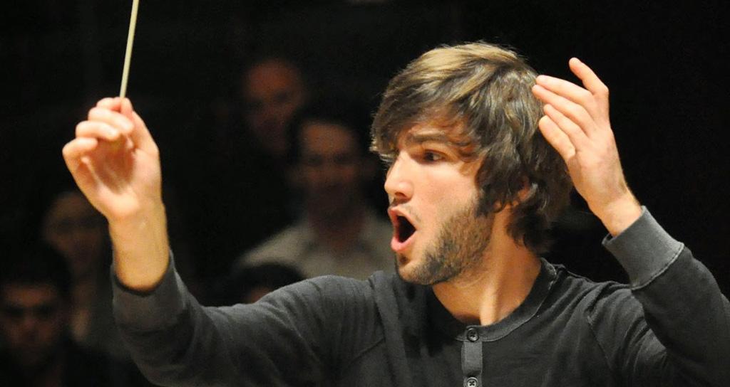Lucas Vidal, el joven genio pródigo