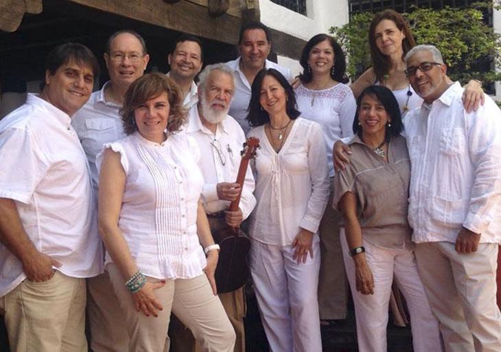 El Ensamble Vocal Musicantes de Caracas ofrece Concierto Navideño