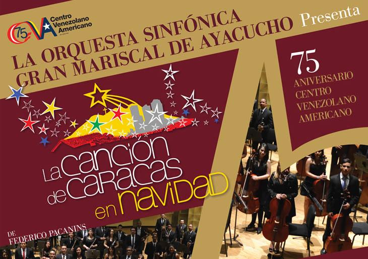 """""""La Canción de Caracas en Navidad"""" ¡Sonará en el Hatillo!"""