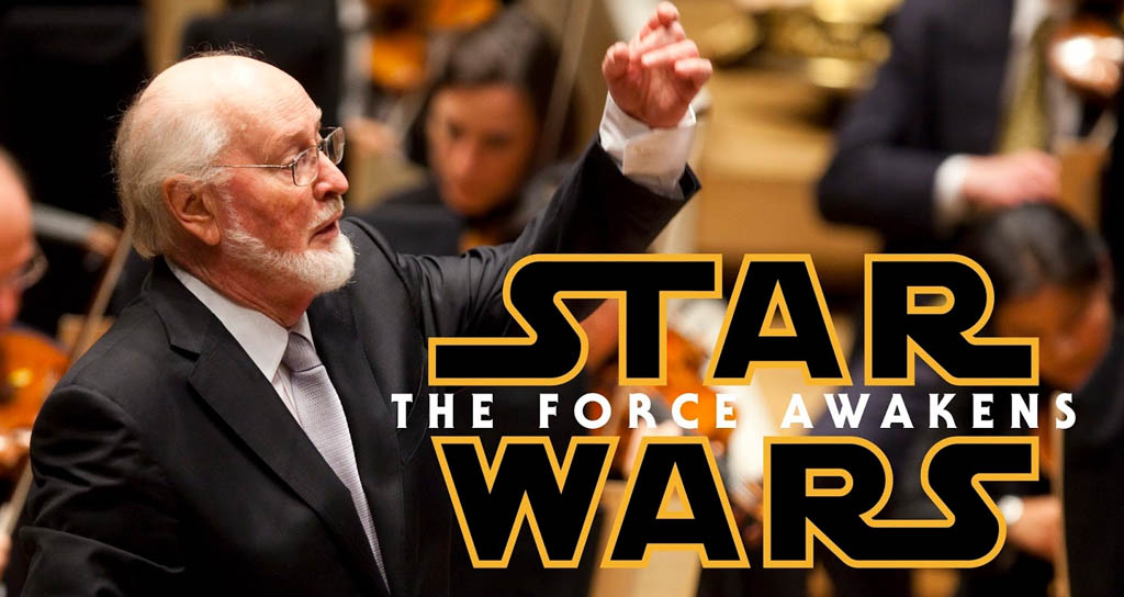 John Williams interpreta algunos fragmentos de la banda sonora de 'Star Wars: The Force Awakens'