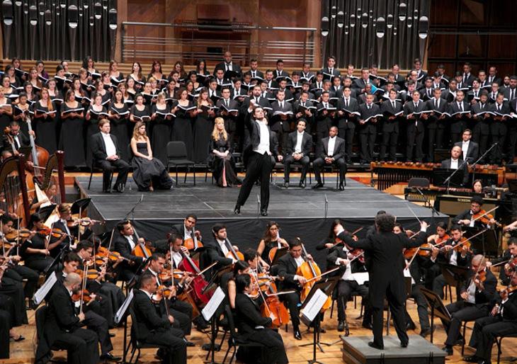 La ópera Turandot conmovió al público de Caracas